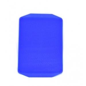 Поднос 42*30см голубой