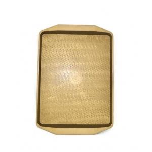 Поднос 42*30см золотой (старый)