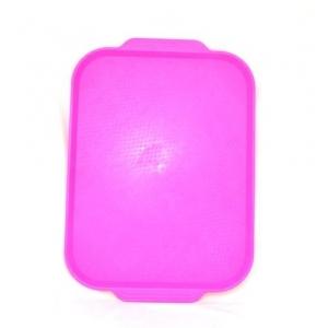 Поднос 45*35,5см. ярко-розовый (409)