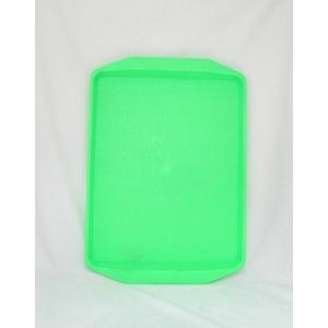 Поднос 42*30см ярко-зеленый
