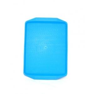Поднос 42*30см светло-голубой