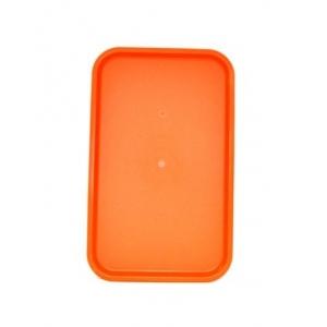 Поднос 53*33см оранжевый