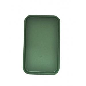 Поднос 53*33см темно-зеленый