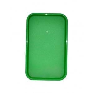 Поднос 53*33см зеленый