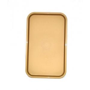 Поднос 53*33см золотой