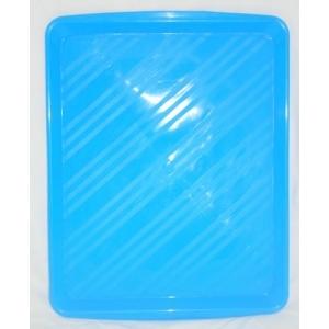 Поднос 46*36см голубой пласт. (ГОСТ Р 50962-96)