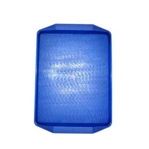 Поднос 42*30см синий