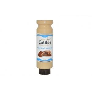 """Топпинг """"Молочный шоколад"""" 1 кг Золотая Колибри /6/"""