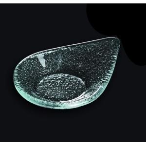 Салатник 80*100 мм. прозр. стекло 3D /60/