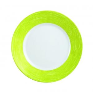 Тарелка d=190 мм. зеленая Color Days /24/