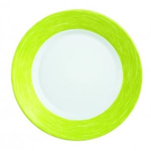 Тарелка d=240 мм. зеленая Color Days /24/