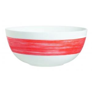 Салатник d=210 мм. красный Color Days /12/
