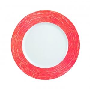 Тарелка d=190 мм. красная Color Days /24/