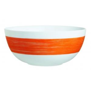 Салатник d=210 мм. оранжевый Color Days /12/