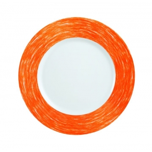 Тарелка d=190 мм. оранжевая Color Days /24/