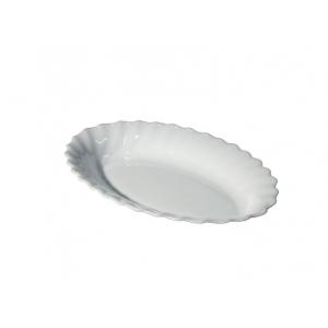 Блюдо овальное l=220 мм. Трианон (63118) /6/36/