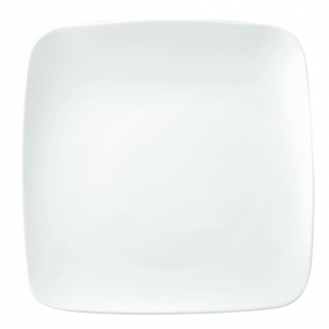 Тарелка квадр. 150*150 мм. без полей с приподнятым краем Vital Square /12/