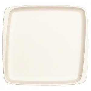 Тарелка квадратная 220*200 мм. без полей Мув