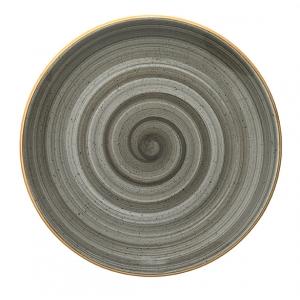 Тарелка мелкая d=230 мм. Спейс