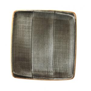 Тарелка квадратная 150*140 мм. без полей Спейс