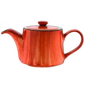 Чайник заварочный 400 мл.Терракота