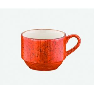 Чашка 80 мл. кофейная Терракота