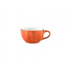 Чашка 250 мл. чайная Терракота