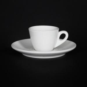 Чашка кофейная 80мл белая Corone Caffetteria