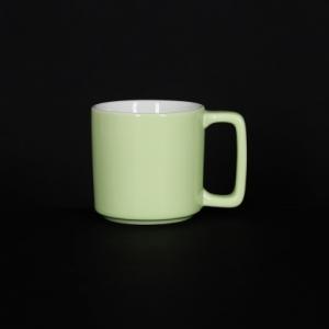 Кружка 200мл зеленая Corone Caffetteria