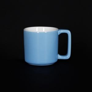 Кружка 200мл голубая Corone Caffetteria