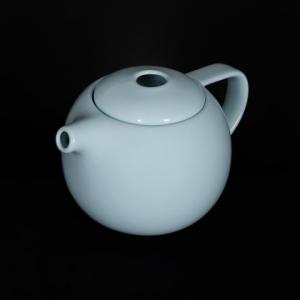 Чайник 800мл светло-голубой Corone Caffetteria