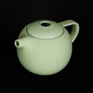 Чайник 800мл зеленый Corone Caffetteria