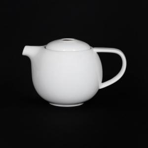 Чайник 800мл белый Corone Caffetteria