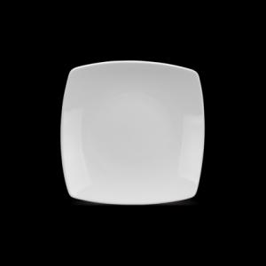 Тарелка квадратная 250мм без бортов LY'S Horeca