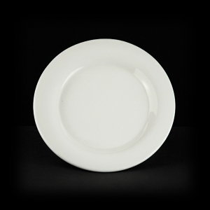 Тарелка мелкая 250мм с полями Sam&Squito Classic