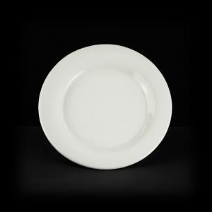Тарелка мелкая 215мм с полями Sam&Squito Classic