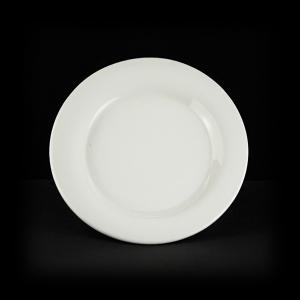 Тарелка мелкая 240мм с полями Sam&Squito Classic