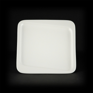 Тарелка квадратная 200х200мм Sam&Sguito Quadro