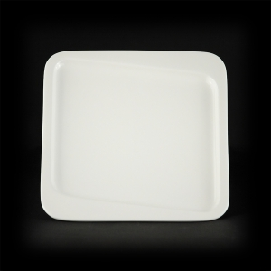 Тарелка квадратная 250х250мм Sam&Sguito Quadro
