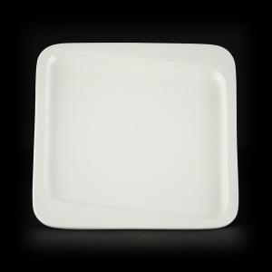 Тарелка квадратная 300х300мм Sam&Sguito Quadro