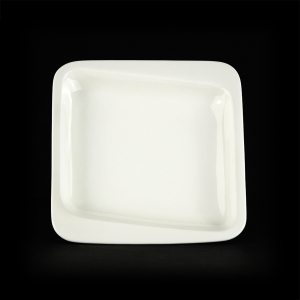 Тарелка глубокая квадратная 200х200мм Sam&Sguito Quadro