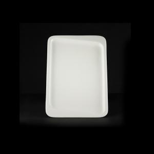Блюдо прямоугольное 200х115мм Sam&Sguito Quadro