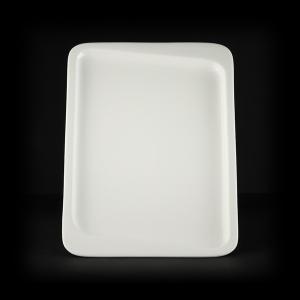 Блюдо прямоугольное 350х210мм Sam&Sguito Quadro