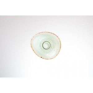 Кофейное блюдце 145 мм (к чашке 100 мл) Organica Green
