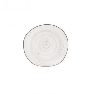 Тарелка мелкая 230 мм White Fusion