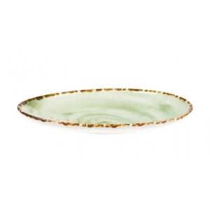 Тарелка овальная 225 мм Organica Green