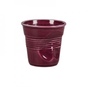 Чашка 90 мл. кофейная для эспрессо Мятая фиолетовая Barista
