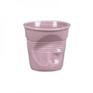 Чашка 90 мл. кофейная для эспрессо Мятая сиреневая Barista