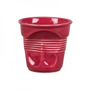Чашка 140 мл. кофейная Мятая бордо Barista