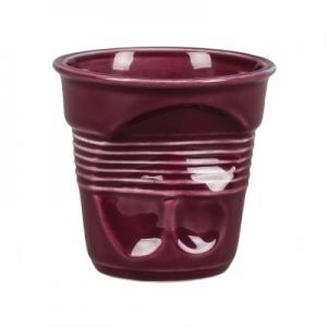 Чашка 225 мл. кофейная для капучино Мятая фиолетовая Barista